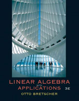 linear algebra with applications otto bretscher 5th edition solutions pdf